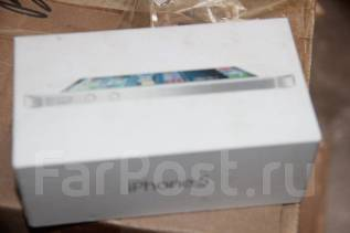 Коробка для телефона iPhone 5S