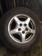 Продам комплект колёс на литье