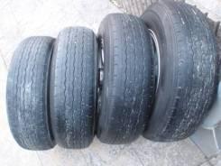 Bridgestone RD613 Steel. Летние, 2007 год, износ: 20%, 4 шт