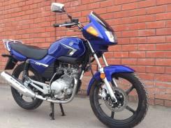 Yamaha YBR 125. исправен, птс, с пробегом