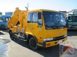 Nissan Diesel Condor. Nissan Condor грузовик илосос на 3 куба, двигатель FE6, 7 000куб. см. Под заказ