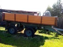 2ПТС-10. Продам прицеп тракторный, 4 000 кг.