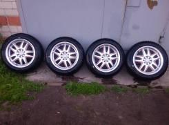 Sakura Wheels 3101L. 6.5x15, 4x98.00, 4x100.00, ET38, ЦО 67,1мм.