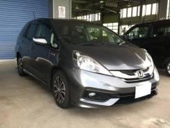 Honda Fit Shuttle. вариатор, передний, 1.3, бензин, 33 000 тыс. км, б/п. Под заказ