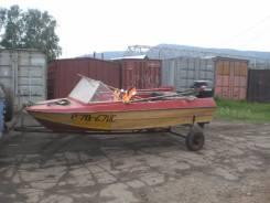 Крым. Год: 2010 год, длина 2,00м., двигатель подвесной, 40,00л.с., бензин
