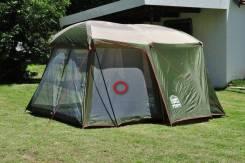 Палатки кемпинговые.