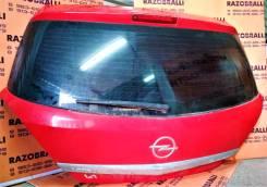 Дверь багажника со стеклом для Опель Астра H Opel Astra H, задняя