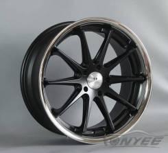 Aversus Wheels. 9.5x19, 5x114.30, ET40, ЦО 73,1мм. Под заказ