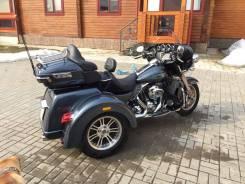 Harley-Davidson Tri Glide Ultra , 2015. 1 690 куб. см., исправен, птс, с пробегом