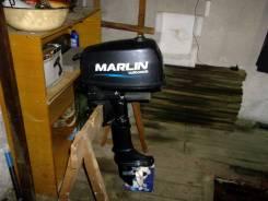 Marlin. 5,00л.с., 2х тактный, бензин, нога S (381 мм), Год: 2014 год