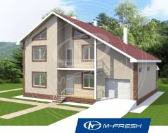 M-fresh Atlantic (Пора ярко жить на природе! ). 200-300 кв. м., 2 этажа, 5 комнат, бетон