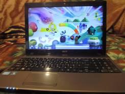 """Acer Aspire 5750. 15.6"""", 2,4ГГц, ОЗУ 4096 Мб, диск 320 Гб, WiFi, аккумулятор на 2 ч."""