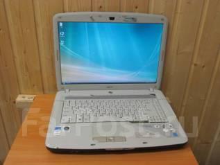 """Acer Aspire 5720. 15.4"""", 1 800,0ГГц, ОЗУ 1024 Мб, диск 120 Гб, WiFi, Bluetooth"""