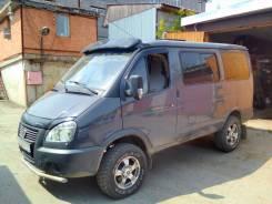 ГАЗ 22177. Продается ГАЗ 21177, 2 400 куб. см., 7 мест