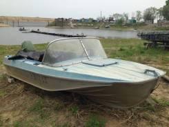 Казанка-5М3. Год: 1986 год, двигатель подвесной, 40,00л.с., бензин
