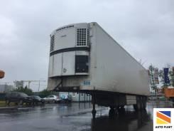 Groenewegen. BV полуприцеп рефрижератор c холодильной установкой Thermo, 29 900 кг.