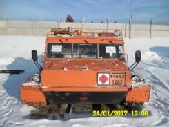 Алтайтрансмаш-сервис ГТ-ТР-04 Скиф. Продается топливозаправщик гусеничный ГТ-ТР-04 в Братске, 14 860 куб. см., 4 000 кг., 11 000,00кг.