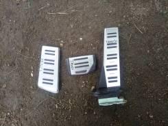 Накладка на педаль. Toyota Mark X, GRX133, GRX120, GRX121, GRX135, GRX125, GRX130