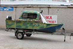 Воронеж. Год: 2012 год, длина 4,20м., двигатель подвесной, 40,00л.с., бензин