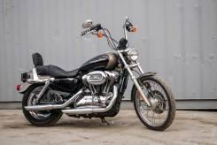 Harley-Davidson Sportster 1200 Custom XL1200C. 1 200 куб. см., исправен, птс, без пробега