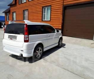 Обвес кузова аэродинамический. Honda HR-V, GH1, GH2. Под заказ