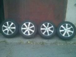 Продам колёса R15 195/65. x15 4x114.30