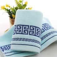 Комплекты полотенец.