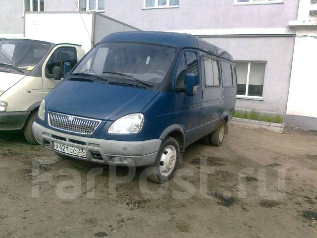 ГАЗ 32213. Продается ГАЗ-32213, год выпуска 2007., 2 464 куб. см., 11 мест