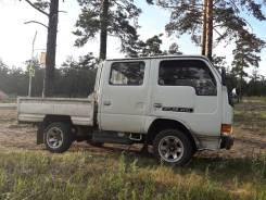 Nissan Atlas. Продается двух кабинный грузовик Nissan atlas, 2 000 куб. см., 1 500 кг.