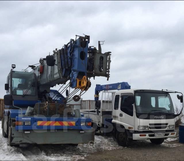 Услуги эвакуатора, грузовика с краном. Борт-до 5тонн Стрела-3т
