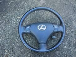 Руль. Lexus: GS460, GS350, GS300, GS430, GS450h Двигатели: 2GRFSE, 2GRFKS, 2GRFXE
