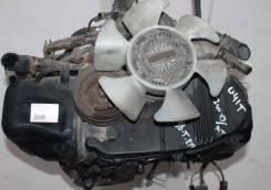 Двигатель в сборе. Mitsubishi Minicab, U41TP, U41T Двигатель 3G83