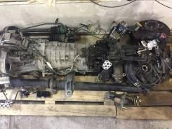 Механическая коробка переключения передач. Subaru Forester, SG5, SG9, SG, SG9L