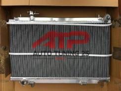 Радиатор охлаждения двигателя. Infiniti G35 Nissan 350Z Nissan Skyline, V35