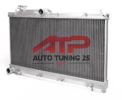 Радиатор охлаждения двигателя. Subaru Legacy, BLE, BL9, BL5, BL