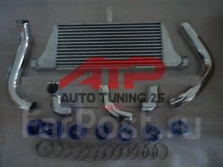 Интеркулер. Toyota Cresta, JZX90, JZX100 Toyota Mark II, JZX100, JZX90, JZX90E Toyota Chaser, JZX90, JZX100 Двигатель 1JZGTE
