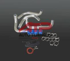 Интеркулер. Nissan Pulsar Nissan Sunny Nissan Almera Двигатель SR20DET