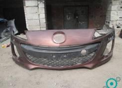 Бампер. Mazda Mazda3, BL. Под заказ