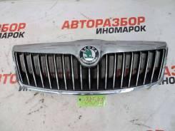 Решетка радиатора Skoda Octavia (A5 1Z-)