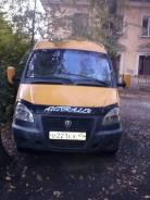 ГАЗ 3221. , 2 300 куб. см., 13 мест