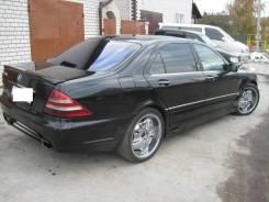 Mercedes-Benz S-Class. WDB220, 113 941 613 960 137970