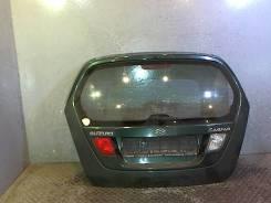 Крышка (дверь) багажника Suzuki Liana