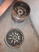 Work Emotion CR-KAI. 7.0x17, 4x114.30, ET47, ЦО 73,3 мм.