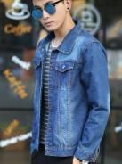 Куртки джинсовые. 48, 50, 52, 54