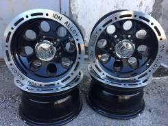 Ion Alloy. x15, 5x139.70, ET-27