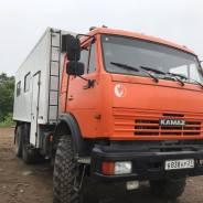 Камаз. Продам грузовик . Вахтовка на базе ., 10 800 куб. см., 5 000 кг.