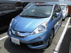 Honda Fit Shuttle. вариатор, передний, 1.3, бензин, 50 100 тыс. км, б/п. Под заказ