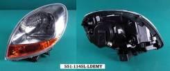 Фара. Renault Kangoo Двигатели: K9K, E7J, D4F, D4D, K4M, D7F, D7D, K7J, F9Q, K7M, F8Q