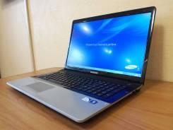"""Samsung 300E7A. 17.3"""", 2,1ГГц, ОЗУ 4096 Мб, диск 500 Гб, WiFi, Bluetooth, аккумулятор на 3 ч."""