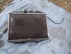Радиатор охлаждения двигателя. Mitsubishi Delica, P35W, P45V, P25W, P05W, P15W, P25V, P15V, P05V Двигатель 4D56